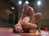 Dominant Cock: Hot Dudes Eli Hunter & Scott Harbor Take it to the Mat
