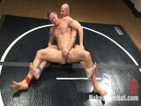 Master Cock: Loser takes a rough machine fucking up his arse!