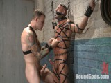 Christian Wilde's Latex Meat Locker